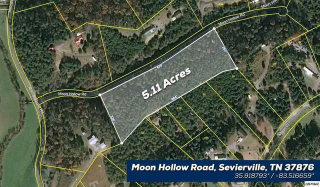 Moon Moon Hollow Rd, Sevierville, TN 37876 (#228958) :: Colonial Real Estate