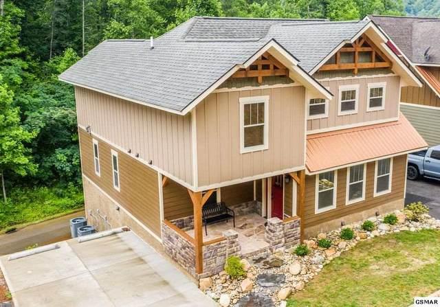 1210 Bianca Way Splash Mansion, Gatlinburg, TN 37738 (#228993) :: Billy Houston Group