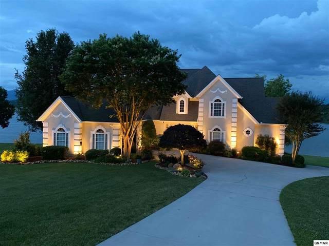 1329 Hickory Ln., Dandridge, TN 37725 (#228997) :: Four Seasons Realty, Inc