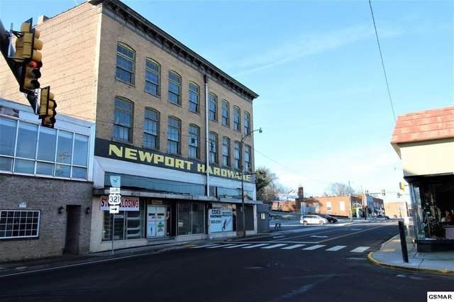 237 E Broadway, Newport, TN 37821 (#229005) :: Four Seasons Realty, Inc