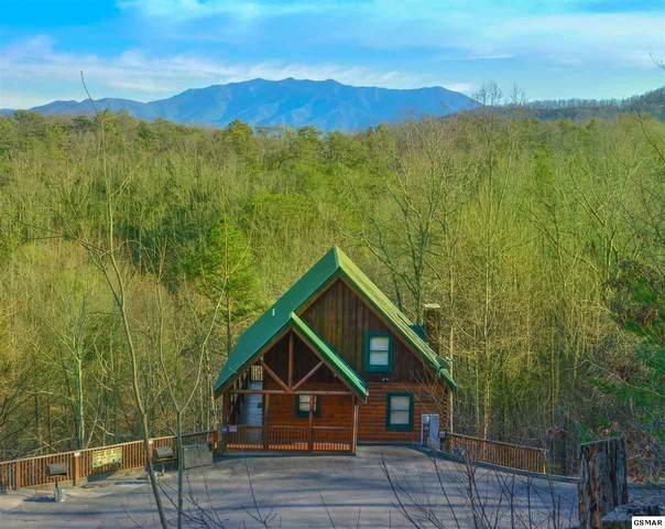 707 Ridgewood Way, Pigeon Forge, TN 37863 (#229006) :: Four Seasons Realty, Inc