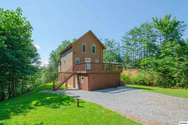 3657 Old Mountain Rd, Sevierville, TN 37876 (#229018) :: Four Seasons Realty, Inc