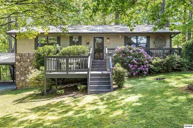 3719 Thayer Ln Lot 1G-1, Sevierville, TN 37862 (#229036) :: Four Seasons Realty, Inc