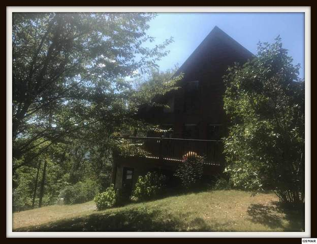 3485 Quail Way Mountaintop Pri, Sevierville, TN 37862 (#229039) :: Four Seasons Realty, Inc