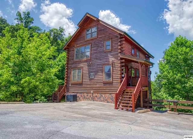 2865 White Oak Ridge Lane, Sevierville, TN 37862 (#229048) :: Billy Houston Group