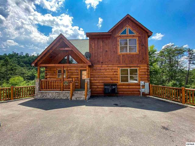 2170 Bear Haven Way, Sevierville, TN 37876 (#229049) :: Billy Houston Group