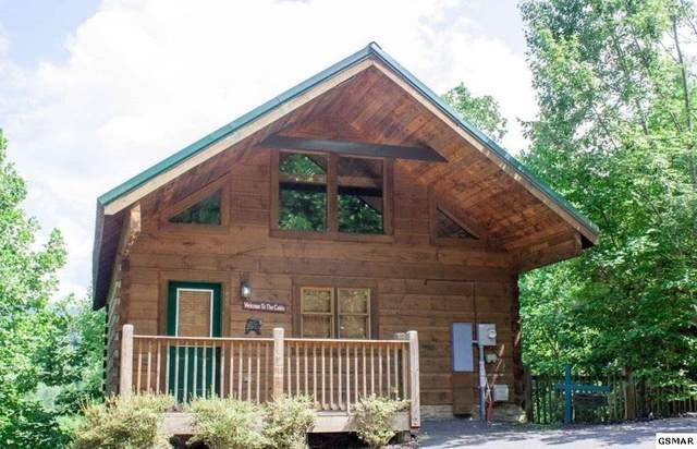 1606 Misty Hollow Way, Gatlinburg, TN 37738 (#229054) :: Four Seasons Realty, Inc