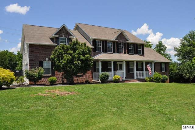 850 Callie Lane, Seymour, TN 37865 (#229074) :: Colonial Real Estate