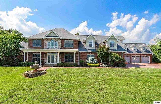 1021 Falcon Crest Dr, Seymour, TN 37865 (#229083) :: Colonial Real Estate