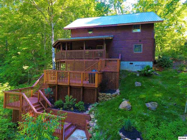 210 S Smoky Mountain Way, Sevierville, TN 37876 (#229094) :: Colonial Real Estate