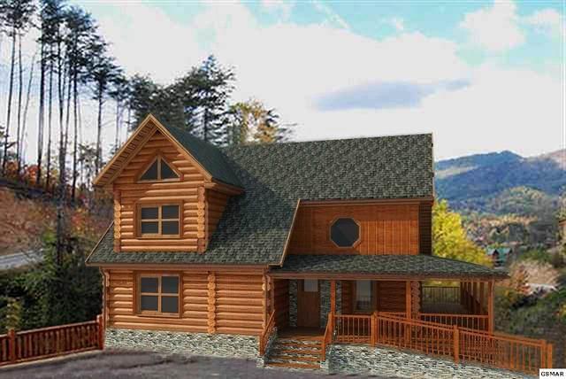 Lot 121 Bear Haven Way, Sevierville, TN 37862 (#229119) :: Four Seasons Realty, Inc