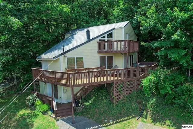1520 Zurich Rd, Gatlinburg, TN 37738 (#229131) :: Four Seasons Realty, Inc