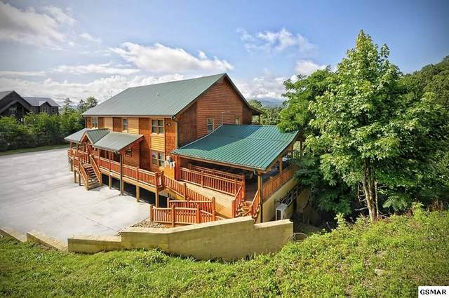 1935 Blackthorn Trail, Sevierville, TN 37862 (#229141) :: Four Seasons Realty, Inc