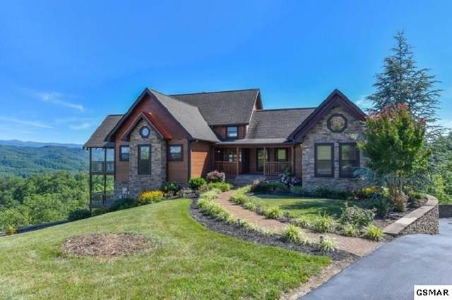 3054 Misty Bluff Trail, Sevierville, TN 37862 (#229142) :: Prime Mountain Properties