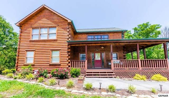 2043 Oakmont Dr, Sevierville, TN 37876 (#229143) :: Billy Houston Group