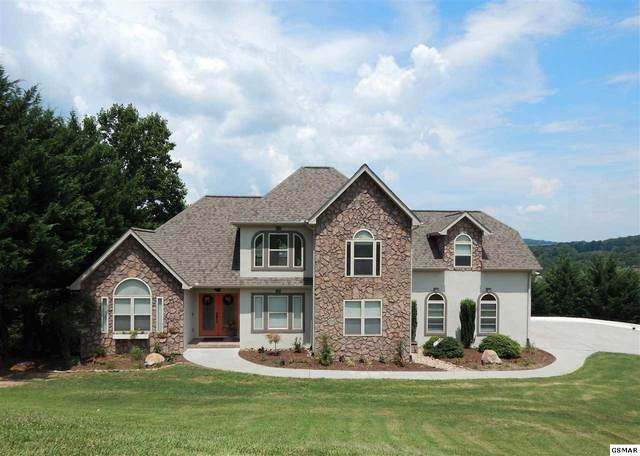 3443 Bentwood Dr, Kodak, TN 37764 (#229144) :: Prime Mountain Properties