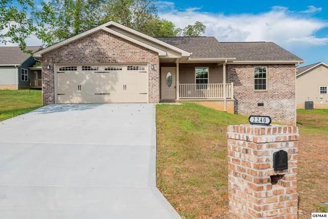 2240 Murphys Chapel Dr, Sevierville, TN 37876 (#229145) :: Colonial Real Estate