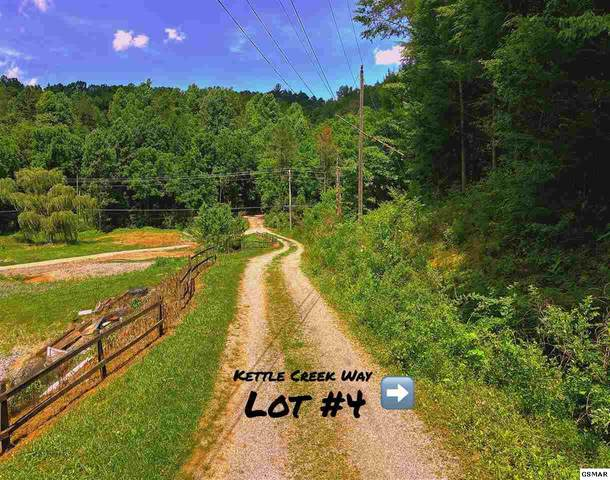 Lot #4 Kettle Creek Way, Pittman Center, TN 37876 (#229152) :: Prime Mountain Properties
