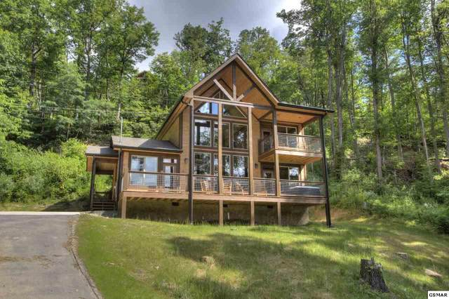 646 Picadilly Lane, Gatlinburg, TN 37738 (#229162) :: Colonial Real Estate