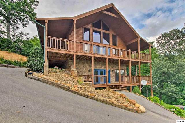"2439 Breezy Road ""Leconte Lookou, Sevierville, TN 37876 (#229165) :: Colonial Real Estate"