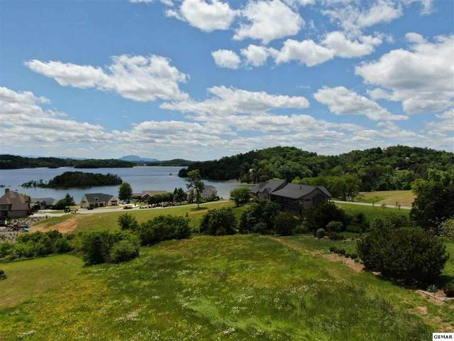 428 Riverbend Drive, Dandridge, TN 37725 (#229188) :: Jason White Team | Century 21 Four Seasons
