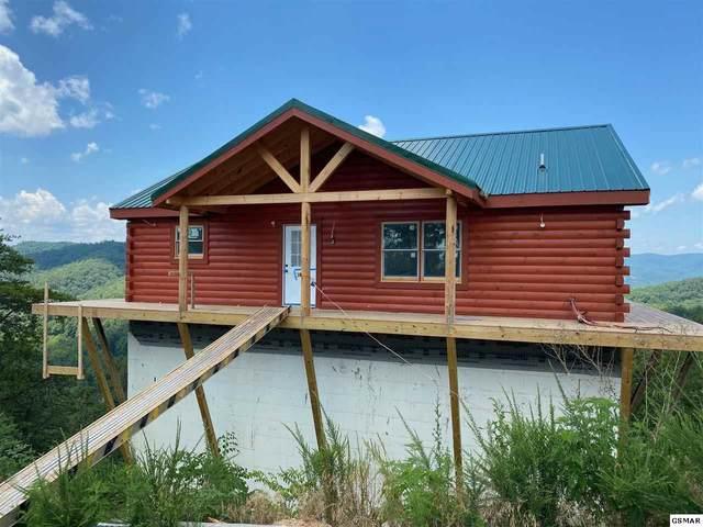 Lot 139 Mountain Ridge Way, Sevierville, TN 37862 (#229263) :: Tennessee Elite Realty