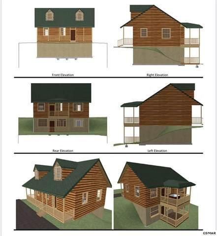 Lot 105 Bluff Ridge Road, Sevierville, TN 37876 (#229267) :: Jason White Team | Century 21 Four Seasons
