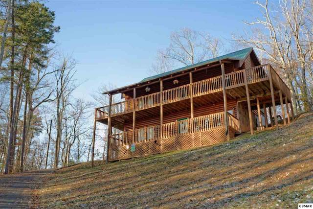 929 Smoky Court Love And Laughs, Gatlinburg, TN 37738 (#229274) :: Tennessee Elite Realty