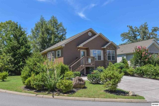 714 Plantation Dr, Pigeon Forge, TN 37863 (#229296) :: Tennessee Elite Realty