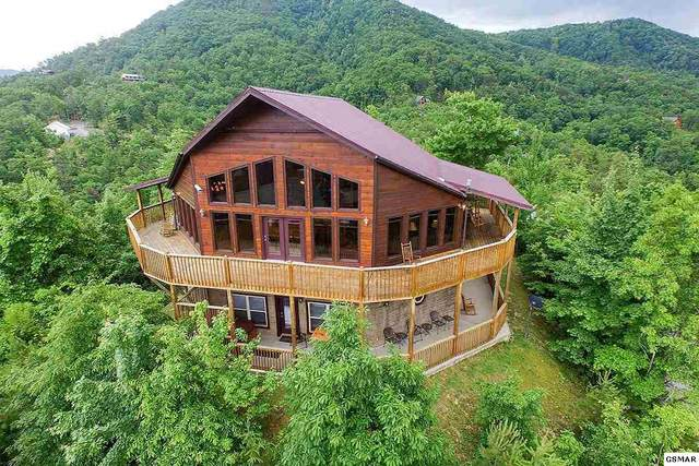 3219 Grouse Ridge Ln., Sevierville, TN 37862 (#229307) :: The Terrell Team