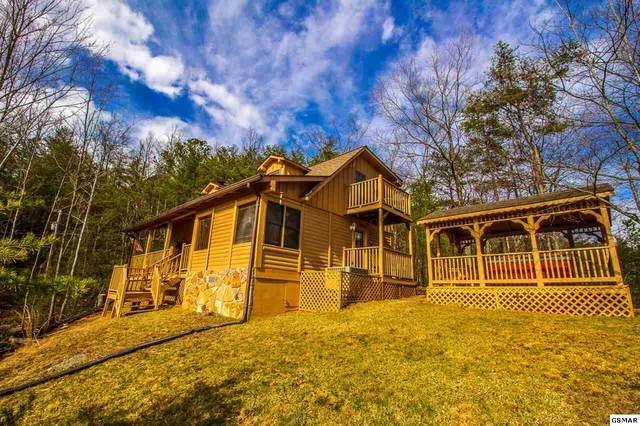 803 Sunshine Trail, Gatlinburg, TN 37738 (#229344) :: Four Seasons Realty, Inc