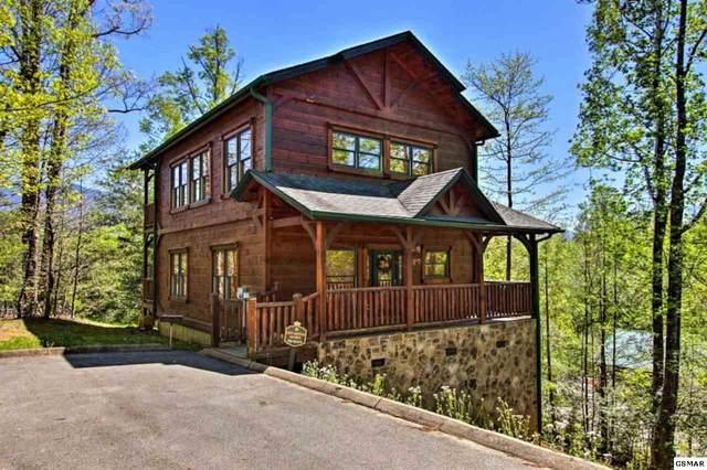 751 Mountain Stream Way, Gatlinburg, TN 37738 (#229401) :: Jason White Team | Century 21 Four Seasons