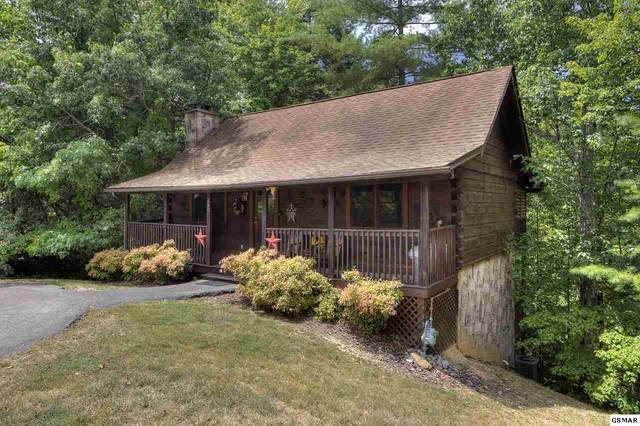 680 Kings Hills Blvd, Pigeon Forge, TN 37863 (#229455) :: The Terrell Team
