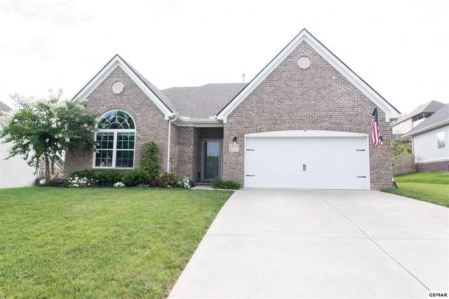 1832 Misty Cloud Ln, Knoxville, TN 37932 (#229469) :: The Terrell Team