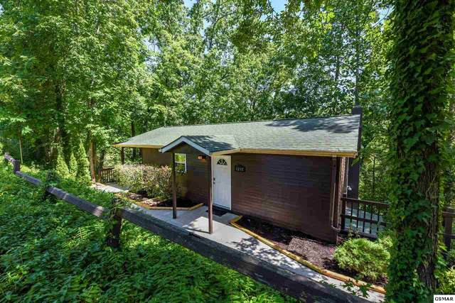 3235 Gold Dust Drive, Pigeon Forge, TN 37863 (#229503) :: The Terrell Team