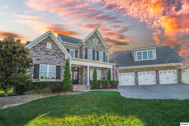 447 Montana Ct, Seymour, TN 37865 (#229506) :: The Terrell Team