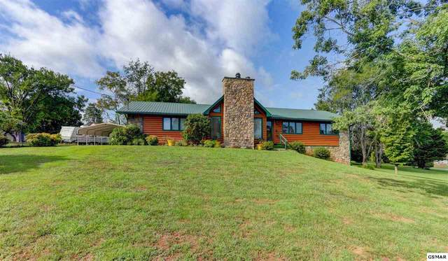 264 Cherokee Trail, Seymour, TN 37865 (#229517) :: Jason White Team | Century 21 Four Seasons