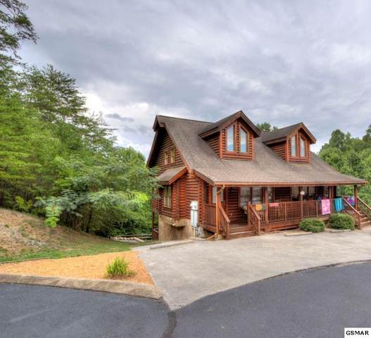 "350 Big Bear Way ""A Tennessee Tw, Pigeon Forge, TN 37863 (#229547) :: The Terrell Team"