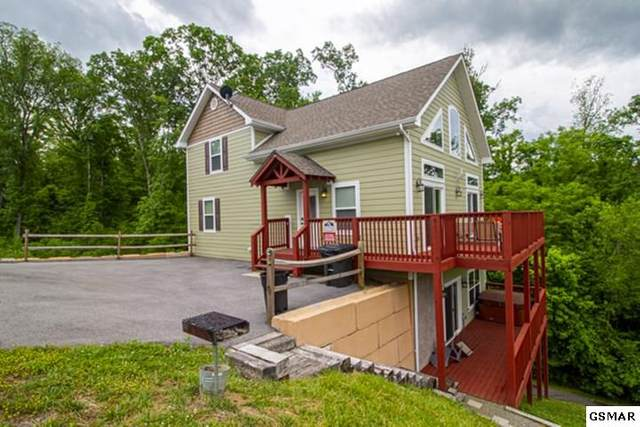 1227 Rocky Point Way + Parcel 44, Sevierville, TN 37876 (#229560) :: The Terrell Team