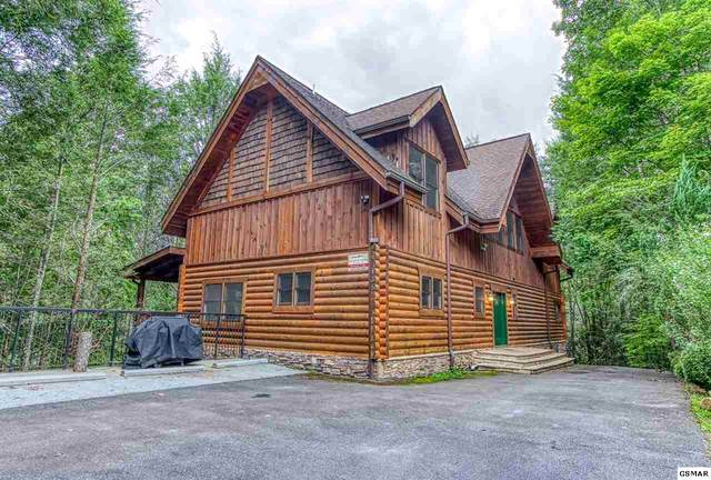 435 Pa Proffitt, Gatlinburg, TN 37738 (#229565) :: Four Seasons Realty, Inc