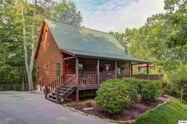 3549 Shady Grove Court, Sevierville, TN 37876 (#229571) :: Four Seasons Realty, Inc