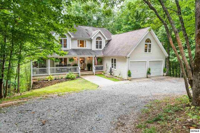 1804 Spring Hill Road, Sevierville, TN 37876 (#229572) :: Four Seasons Realty, Inc