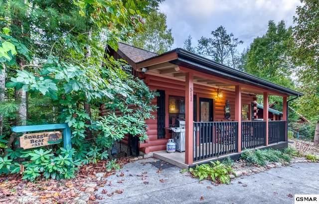 511 Hoot Owl Way, Gatlinburg, TN 37738 (#229580) :: Four Seasons Realty, Inc