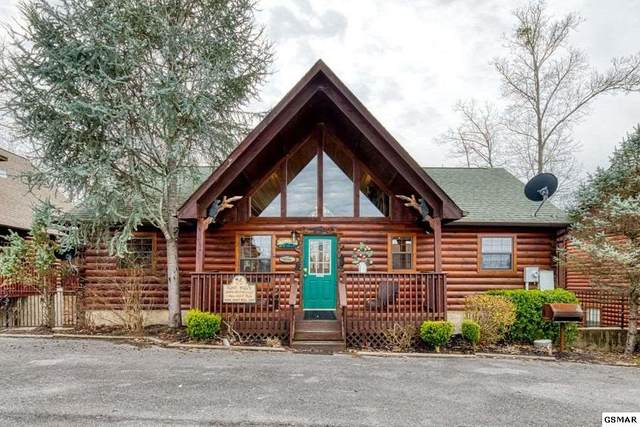 """1612 Kissing Way """"Smoky Mountain, Sevierville, TN 37862 (#229589) :: Colonial Real Estate"""