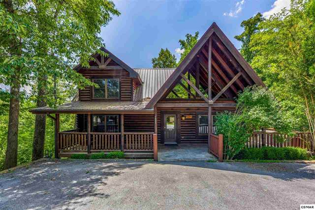 1907 Elk Springs Way, Gatlinburg, TN 37738 (#229608) :: Jason White Team | Century 21 Four Seasons