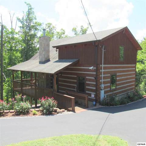 1675 Bluff Ridge Rd., Sevierville, TN 37876 (#229654) :: Four Seasons Realty, Inc