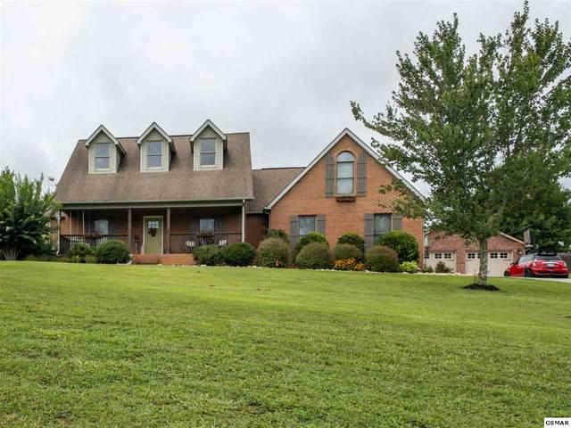 1413 Foxfire Cir, Seymour, TN 37865 (#229706) :: Colonial Real Estate