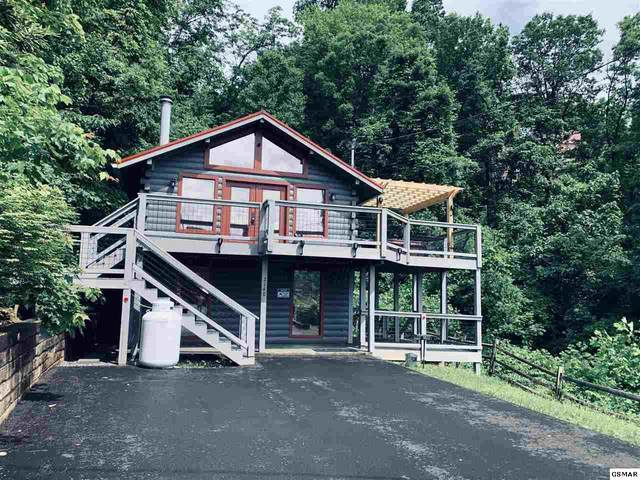 2140 N Tamis Court, Gatlinburg, TN 37738 (#229721) :: Four Seasons Realty, Inc