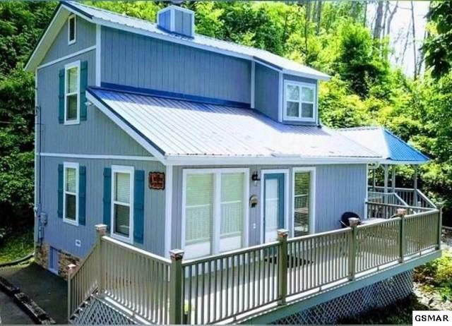 "932 Crooked Ridge Road ""Bear Necessiti, Gatlinburg, TN 37738 (#229731) :: Jason White Team | Century 21 Four Seasons"