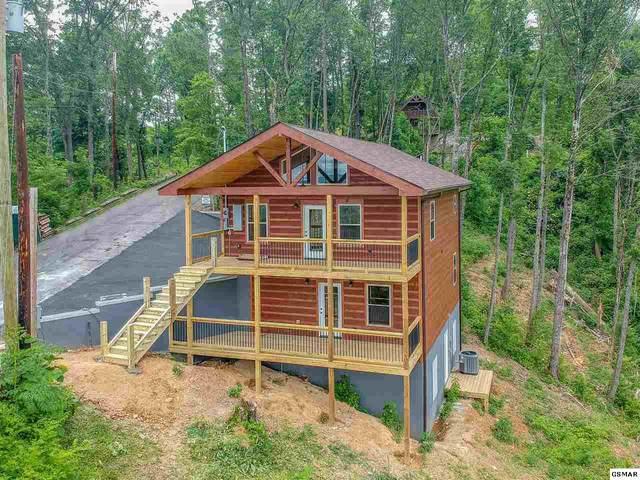 805 Piney Butt Loop, Gatlinburg, TN 37738 (#229747) :: Four Seasons Realty, Inc